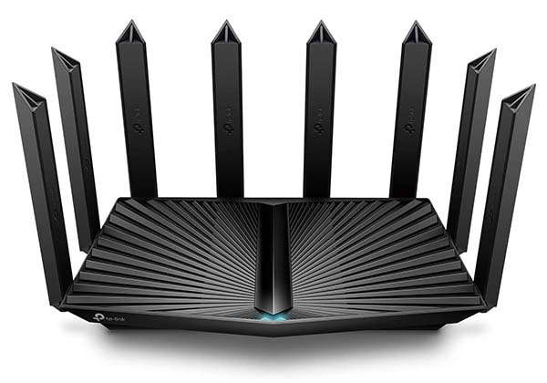 TP-Link Archer AX90 AX6600 Tri Band WiFi 6 Router with OneMesh Support