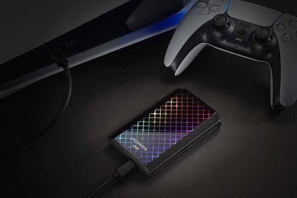ADATA SE900 RGB External SSD