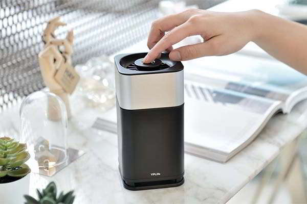 AIR6Plus Compact Air Purifier with Washable Filter