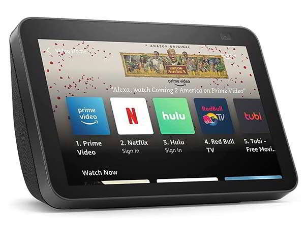 Amazon All-new Echo Show 8 Smart Display with Alexa and 13MP Camera