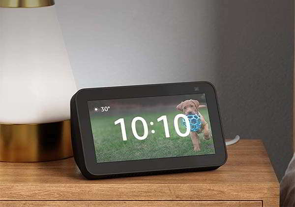 Amazon All-new Echo Show 5 Smart Display with 2MP Camera