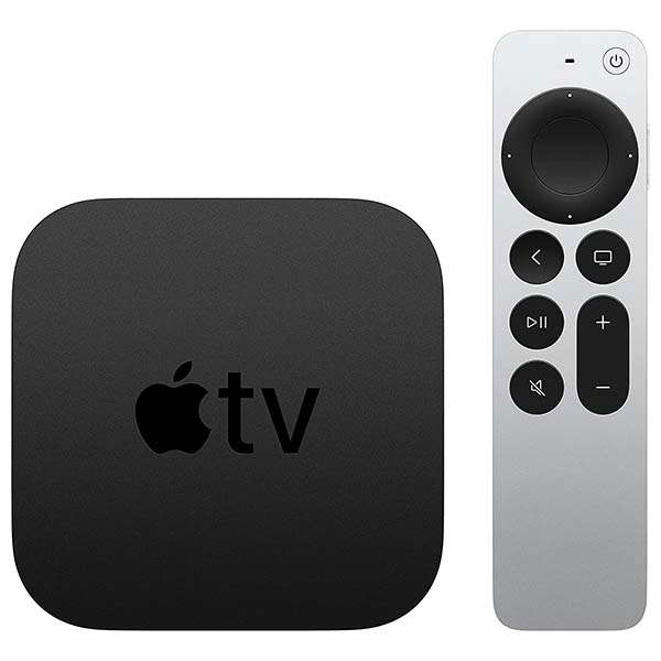 Apple TV 4K with All-new Siri Remote