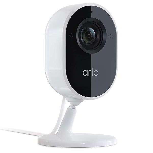 Arlo Essential Indoor Security Camera with Privacy Shield