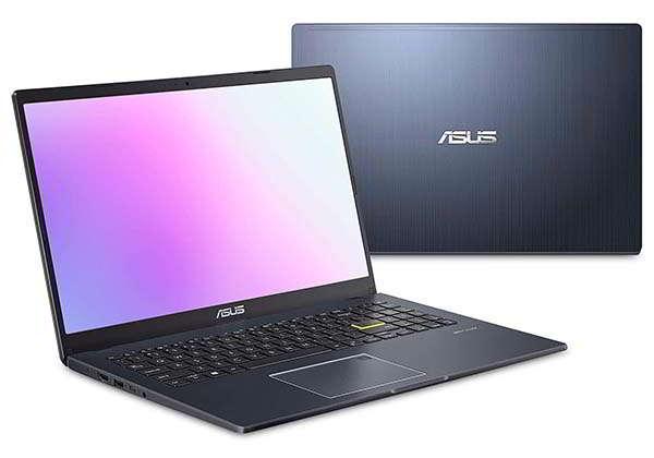 ASUS L510 Lightweight Laptop in Windows 10 S Mode