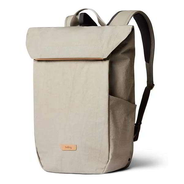 Bellroy Melbourne Backpack with MagSnap Fasteners and Side Zip Entry