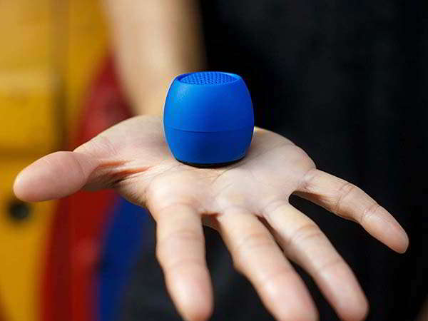 Boompods Zero Bluetooth Waterproof Mini Speaker with Mic