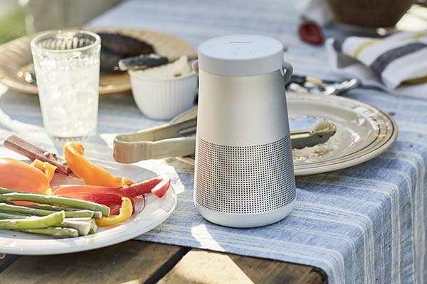 Bose SoundLink Revolve+ II Portable Bluetooth Speaker with Handle