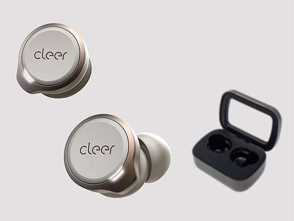 Cleer Ally Plus ANC TWS Bluetooth Earbuds with IPX4 Water Resistance