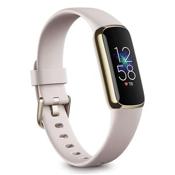 Fitbit Luxe Wellness and Fitness Tracker with Heart Rate Monitor