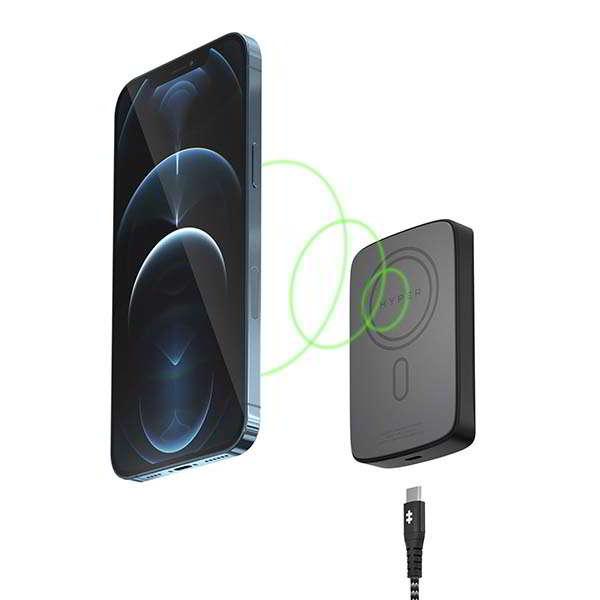 HyperJuice Magnetic Wireless Power Bank