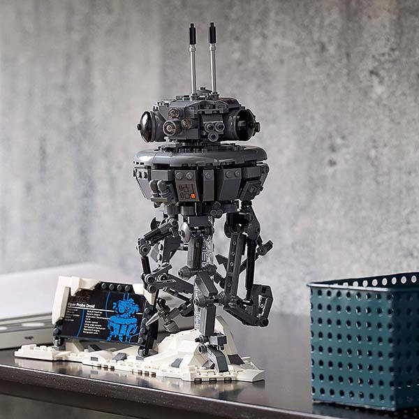 LEGO Star Wars Imperial Probe Droid Building Set
