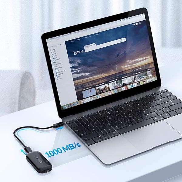 ORICO iv300 Mini Portable External SSD with OTG