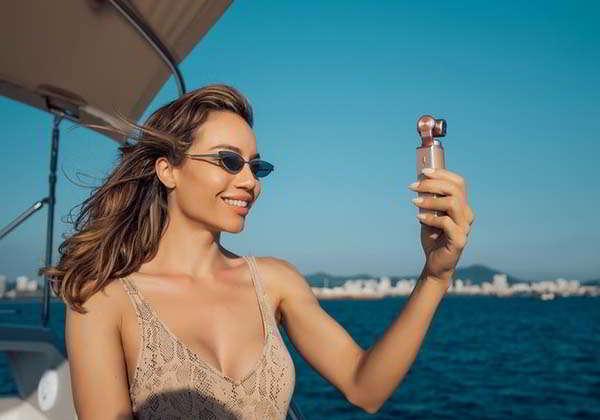 RayShot 4G Gimbal Smart Camera with Android OS