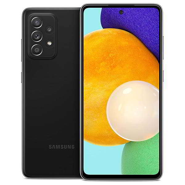 Samsung Galaxy A52 5G Smartphone with 6.5-Inch Infinity Display