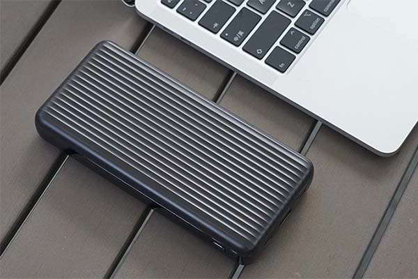 SupBank Portable Power Bank with 217W Total Output