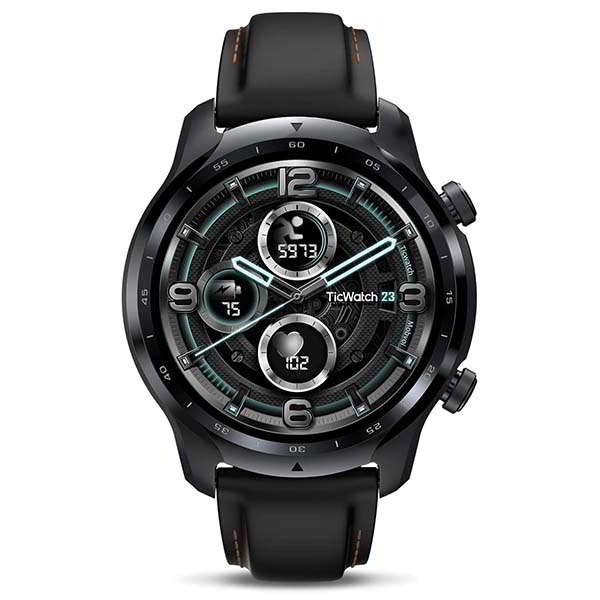 Ticwatch Pro 3 GPS Smartwatch with Dual Display Design