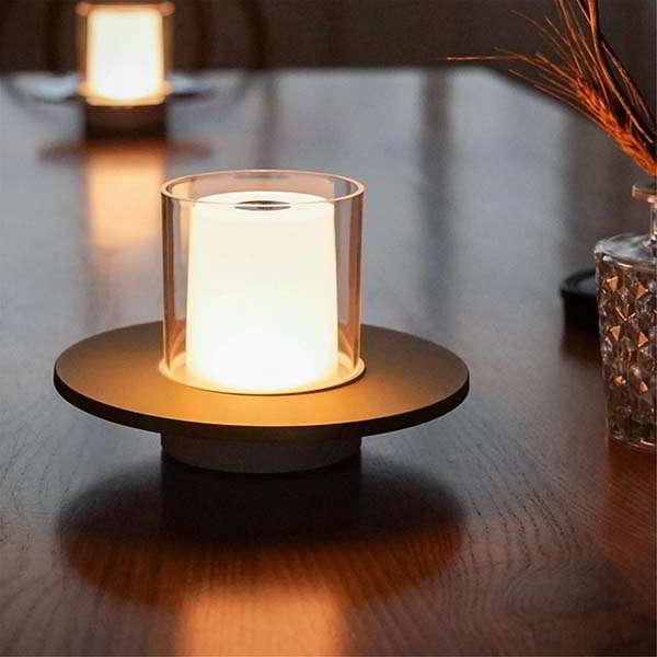 Tubicen Handmade Flameless LED Candle Lamp