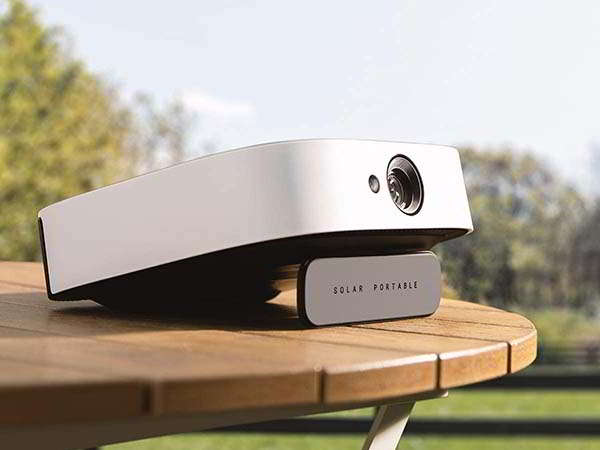 Anker Nebula Solar Portable Projector with Android, Autofocus and More