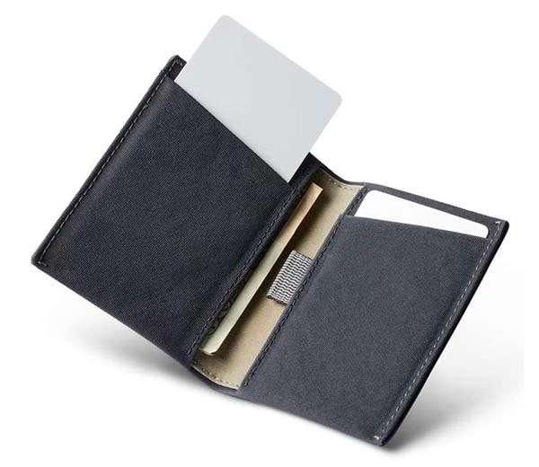 Bellroy Slim Sleeve Woven Slim Wallet with RFID