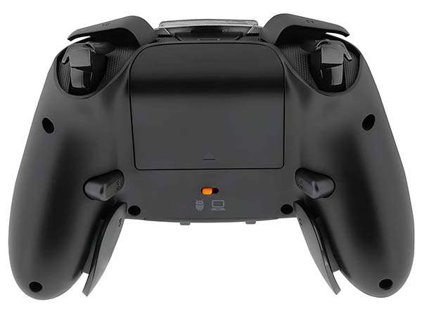Bionik Vulkan Wireless Gaming Controller with Programmable Paddle Buttons