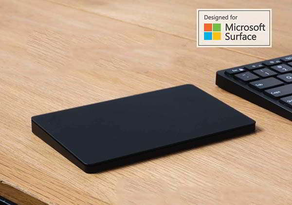 Brydge W-Touch Wireless Touchpad for Surface and Windows