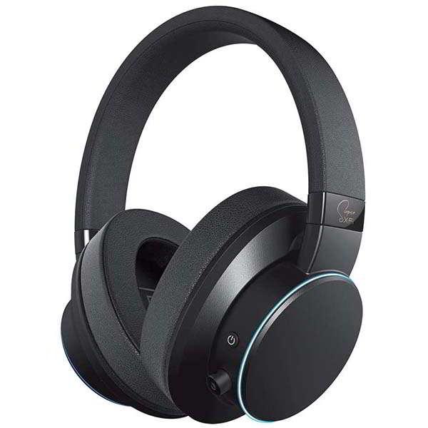 Creative SXFI AIR USB Bluetooth Headphones with microSD Card Reader