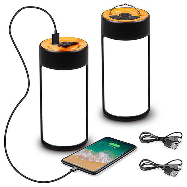 CT CAPETRONIX LED Camping Lantern with 5 Modes