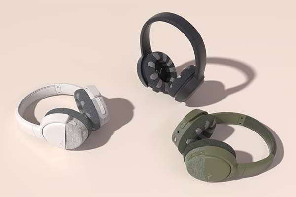 Enten Smart Bluetooth ANC Headphones with EEG Brainwave Sensors