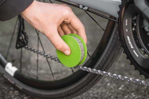 Green Disc Eco-friendly Bike Chain Care Tool