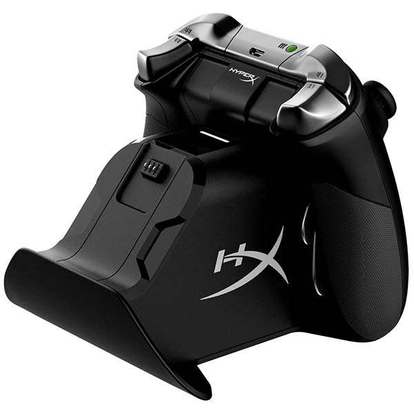 HyperX ChargePlay Duo Xbox Controller Charging Station for Xbox Series X|S and Xbox One