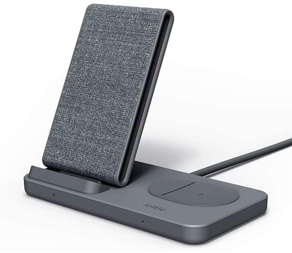 iOttie iON Duo Wireless Charging Dock for Google Pixel and Pixel Buds