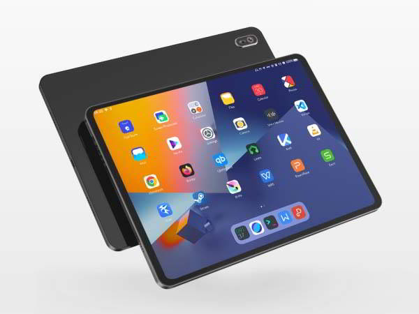 JingPad A1 Linux Tablet with 11-Inch AMOLED Display