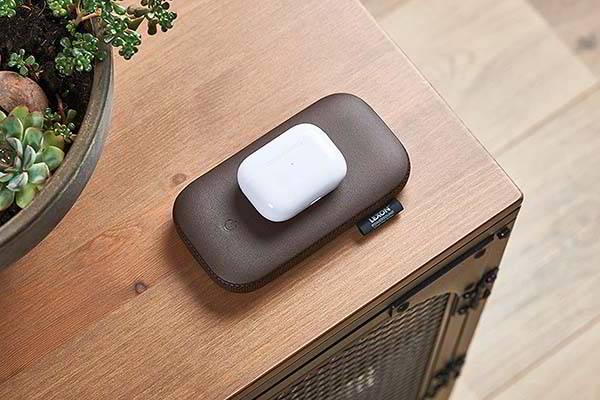 Lexon Powersound Wireless Power Bank Doubles as Portable Bluetooth Speaker