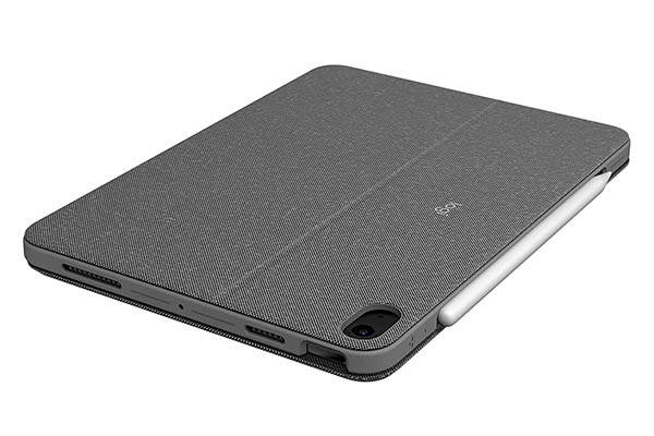 Logitech Combo Touch iPad Air Keyboard with Trackpad and Detachable Case