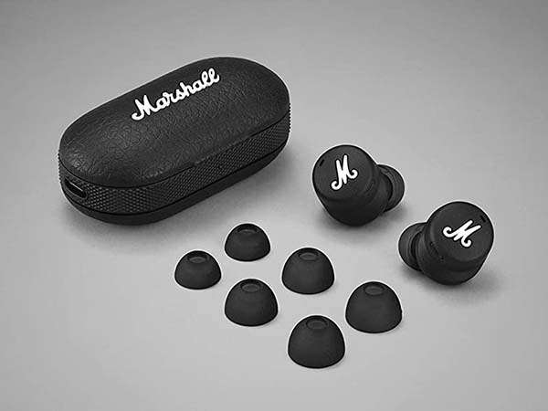Marshall Mode II True Wireless Earbuds with IPX4 Water Resistance