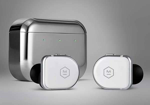 Master & Dynamic MW08 ANC True Wireless Earbuds