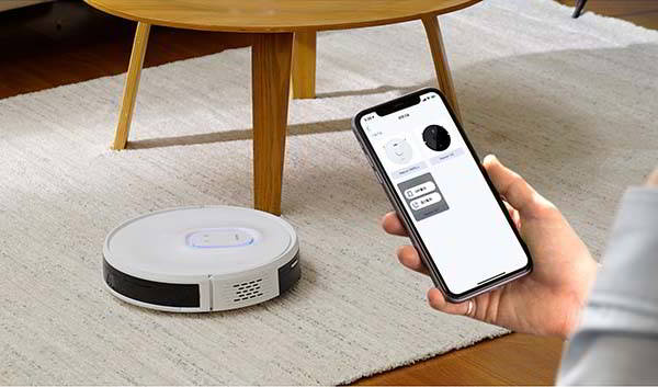 Neabot NoMo Q11 Self-Emptying Robot Vacuum and Mop Cleaner