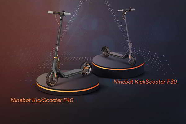 Ninebot KickScooter F Series Electric Scooter