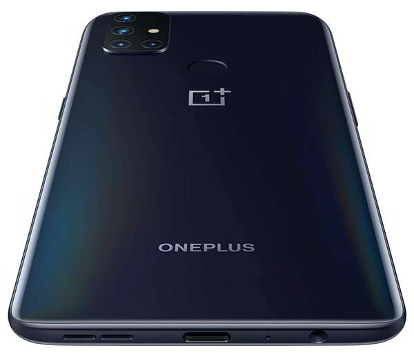 OnePlus Nord N10 5G Smartphone with Quad Camera System