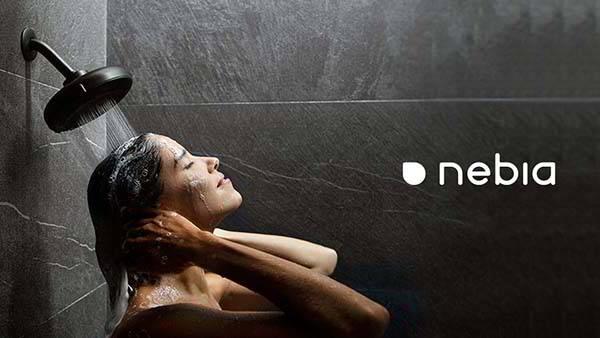 Quattro High-Pressure Water Saving Showerhead with 4 Modes