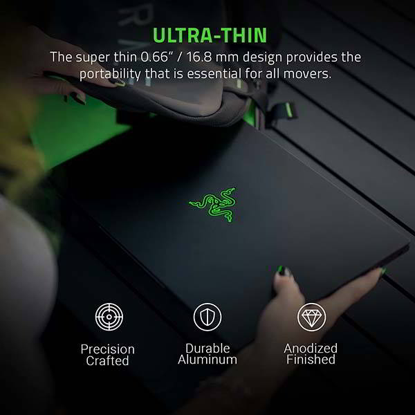 Razer Blade 14 Gaming Laptop with AMD Ryzen 9 5900HX and NVIDIA GeForce RTX 3080