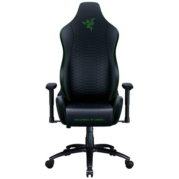 Razer Iskur X Ergonomic Gaming Chair with 2D Armrests