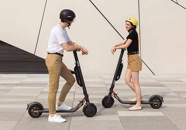 Segway Ninebot E45 Foldable Electric Scooter