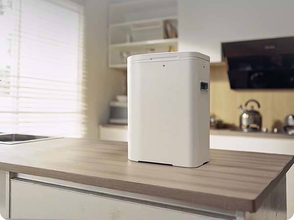 THRiVE Smart Waste Recycling Machine