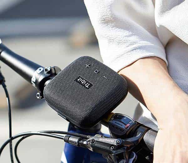 Tribit StormBox Micro Waterproof Bluetooth Outdoor Speaker