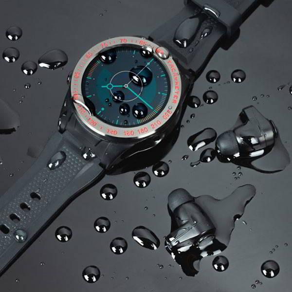 Wearbuds Watch Fitness Smartwatch with TWS Bluetooth Earbuds