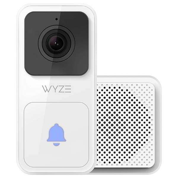 Wyze Video Doorbell with Night Vision, 2-Way Audio and More