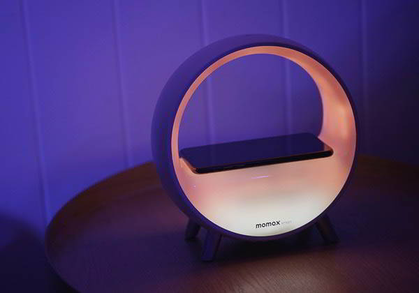 Zense Smart Ambiance Lamp with Music and Wireless Charing Pad