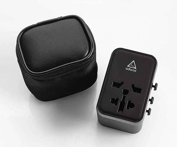 Adonit PD-4A1C Universal Adapter and USB Wall Charger