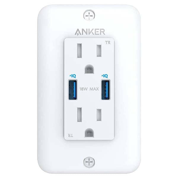 Anker PowerExtend USB Wall Outlet Charger